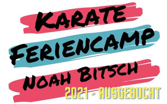 Karateferiencamp